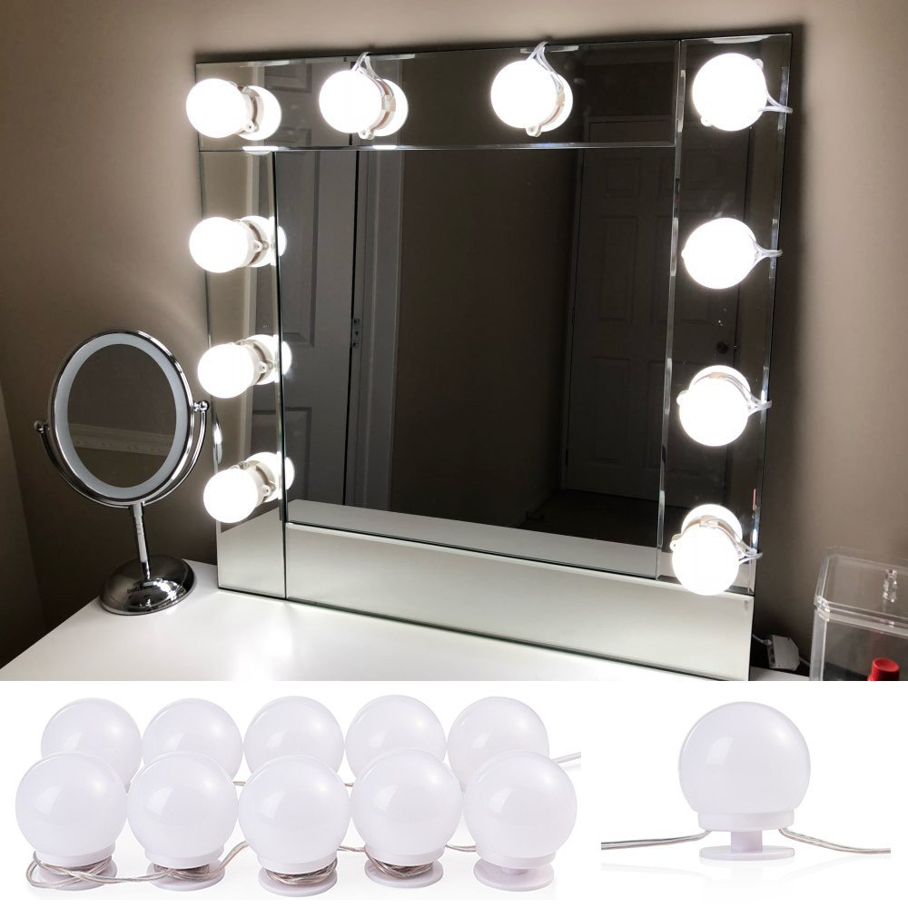 Shoptagr Lvyinyin Vanity Lights Kit Hollywood Style Makeup Led