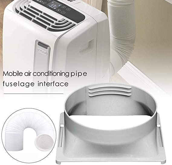 Esausto Tubo Flessibile Adattatore Interfaccia per Condizionatore Portatile Tube