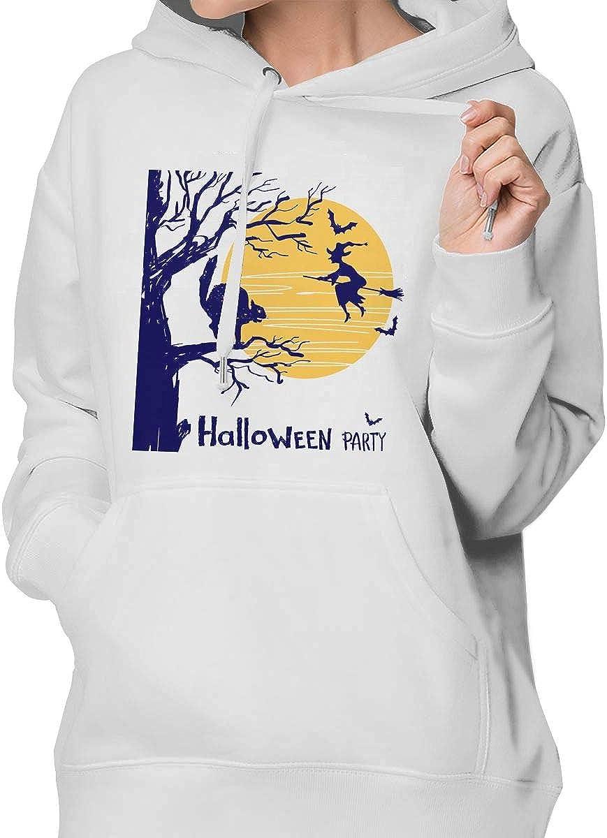 ZL Halloween Party Womens Hoodie