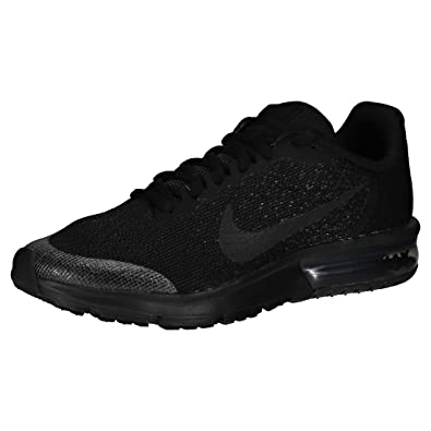 e265ce8f51 Nike Girls Air Max Sequent 2 (Gs) Gymnastics Shoes: Amazon.co.uk: Shoes &  Bags