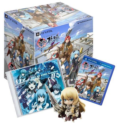 Legend of Heroes Zero no Kiseki Evolution Limited Edition (Evolution Console)