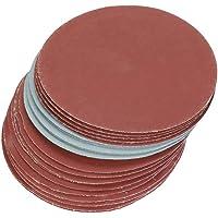 Schuurpapier, 20 STKS 5-inch ronde schuurpapier Polijstschijven 1000 1500 2000 3000# Korrel Ronde vorm Duurzaam…