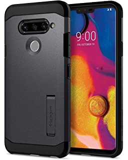Spigen Funda LG V40 ThinQ 2019, [Thin Fit] Revestimiento de ...
