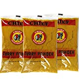CHIEF (Indian Head) Curry Powder 8.1 Oz (3-Pack)