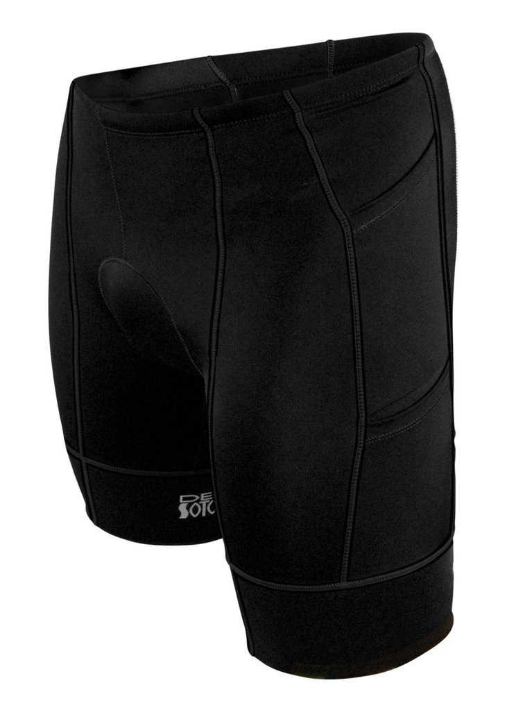 De Soto Mobius Tri Short 4-Pocket (Black, X-Large) by De Soto (Image #1)