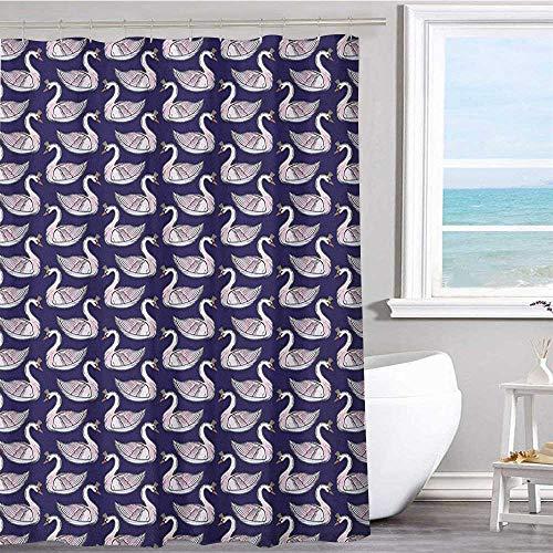 MKOK Vintage Shower Curtain 40