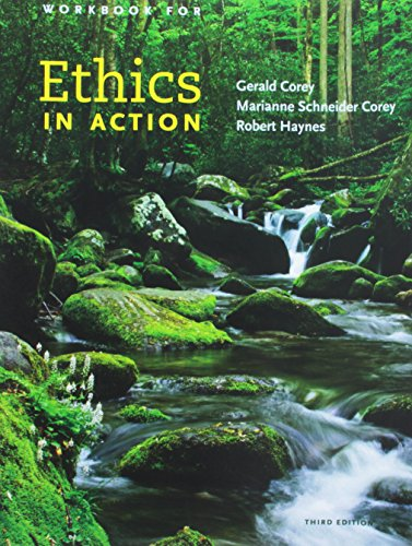Ethics in Action (Workbook With DVD and CourseMate, 1 term (6 months) Printed Access Card)