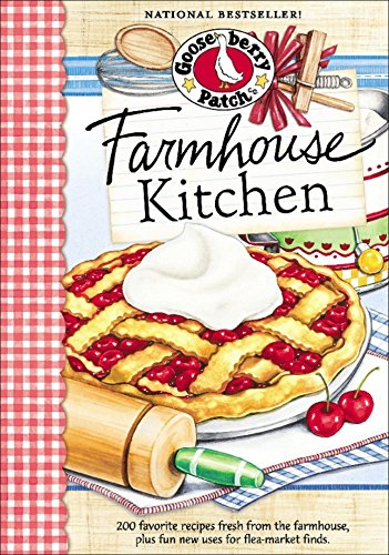Farmhouse Kitchen (Everyday Cookbook Collection) by Gooseberry Patch