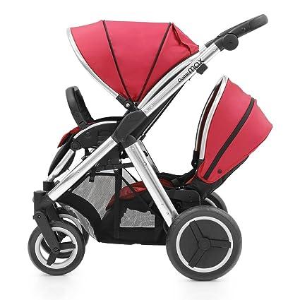 BabyStyle Oyster Max Inline doble para carrito de bebé (Inc ...