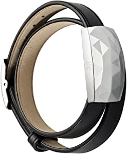Netatmo Tracking Bracelet - Brazalete de rastro para móviles, negro