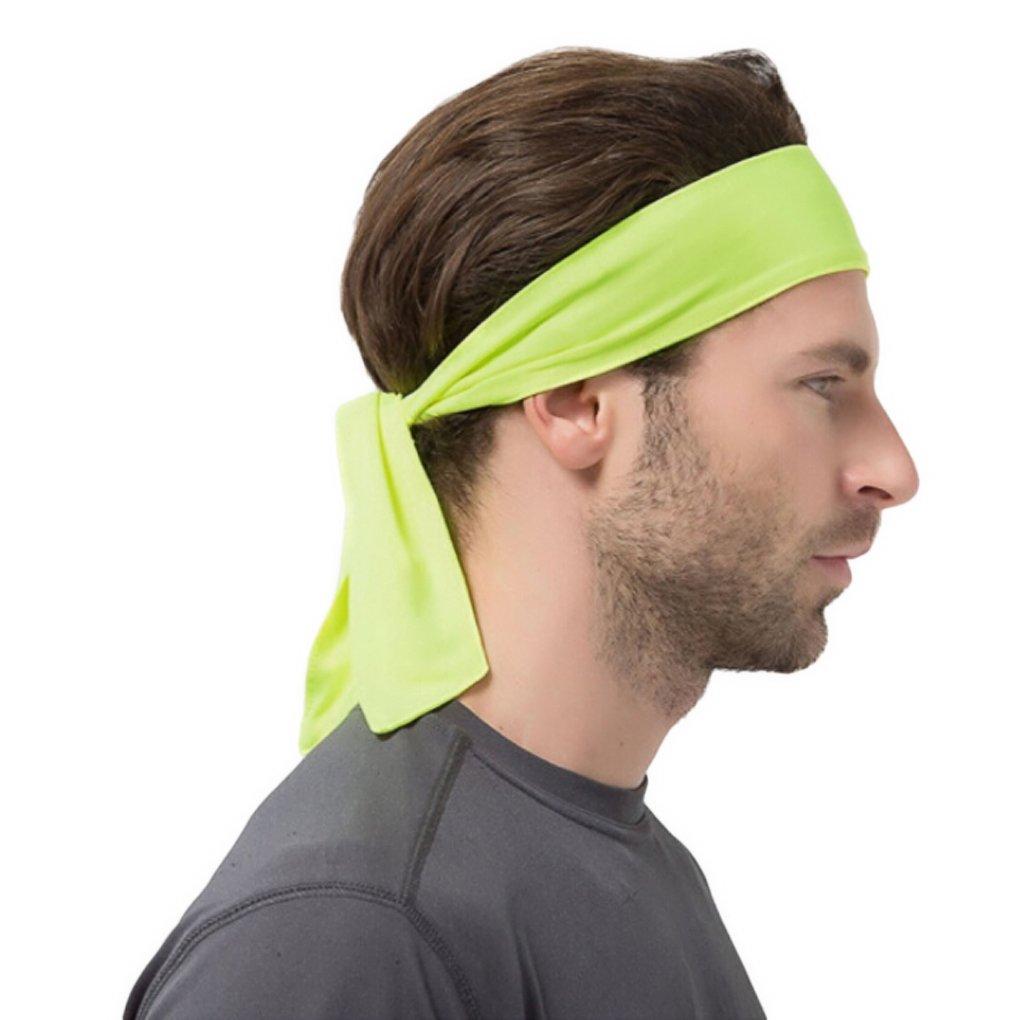 JIAHG Sport Schwei/ßband Outdoor Stirnband Unisex Headband Kopfband Bandana f/ür Yoga Fitness Basketball Tennis Fahrrad Anti-Rutsch schnell-trocknend