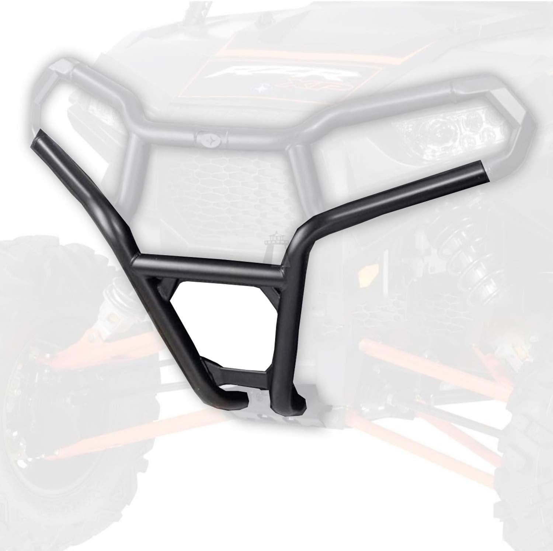 Polaris 2880166-458 Black 1.5 Front Bumper