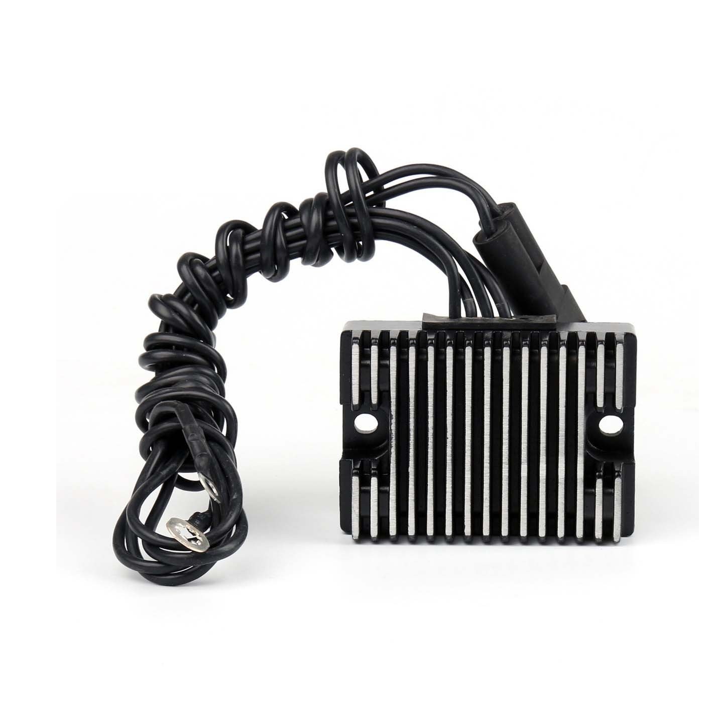 WinllyAT Motorcycle Aluminum Voltage Regulator Rectifier For Harley-Davidson FXSTD SOFTAIL DEUCE 2000 Harley-Davidson FXD SUPER GLIDE 1450cc 1999-2003