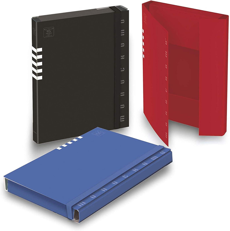 Pigna 0200232D3 Porta Progetti D3 con Elastico Piatto