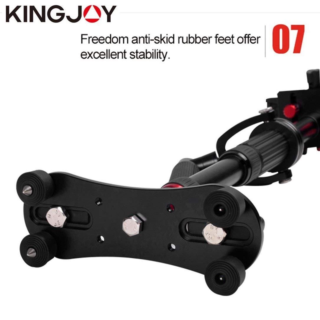 Botón KINGJOY Profesional de aleación de Aluminio portátil con la ...