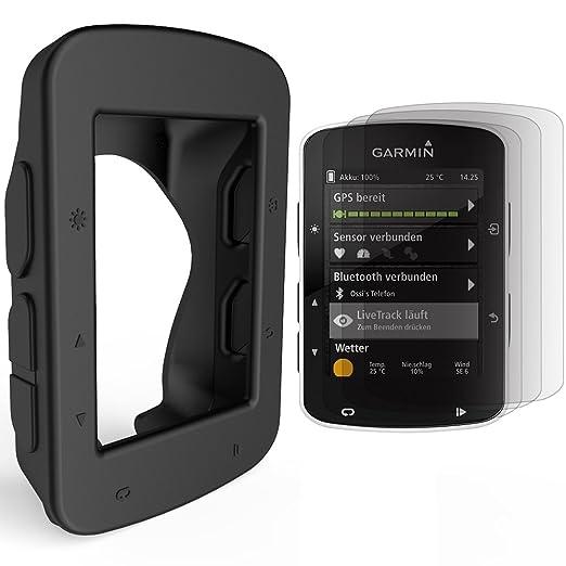14 opinioni per Garmin Edge 520 Custodia in silicone + Screen Protector, TUSITA® sostituzione