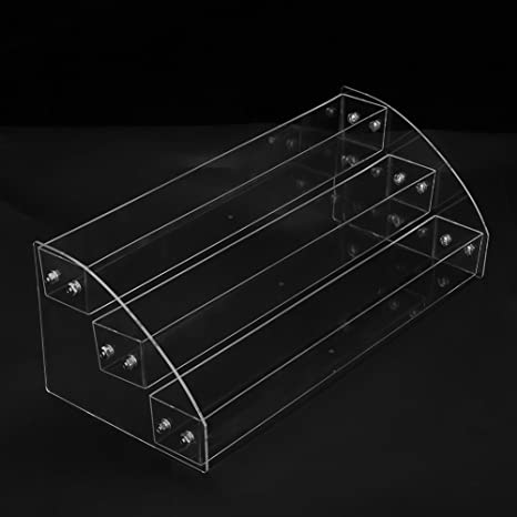 Asixx Caja Gafas, Organizador para Gafas, Caja para Gafas de Sol, Caja para Pintauñas, para Guardar Gafas de Sol(Tres Piso)