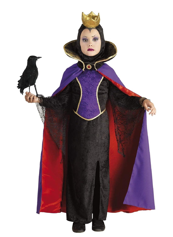 chiber - Disfraz de Reina Malvada para Niña (Talla 10): Amazon.es ...