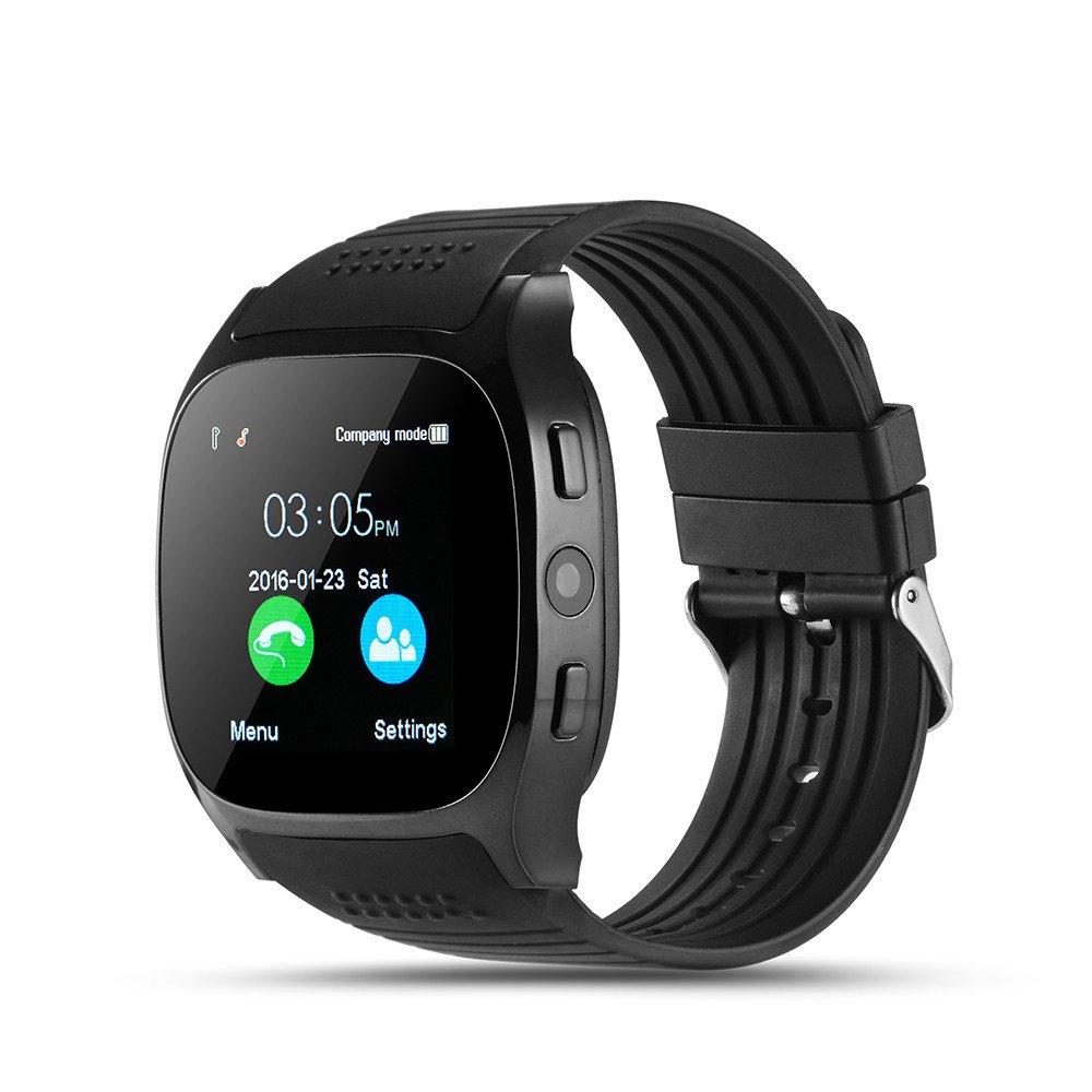 Gimnasio Reloj de pulsera Teléfono inteligente con cámara de ...