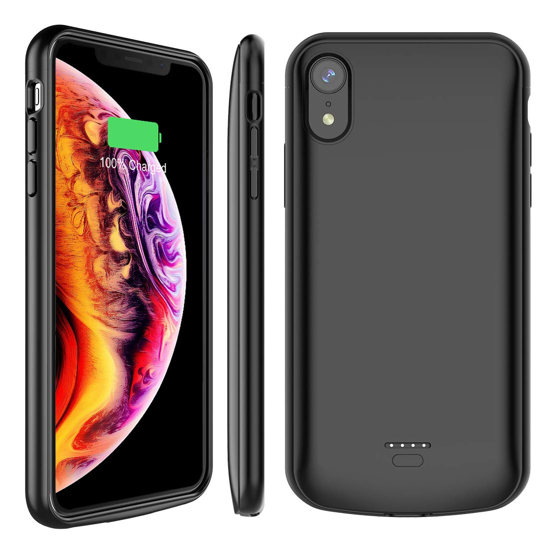 Funda Con Bateria de 5000mah para Apple Iphone Xr TREBLEWIND [7NZZRPB4]