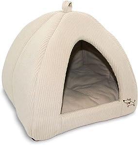 Best Pet Supplies Pet Tent Soft Bed for Dog