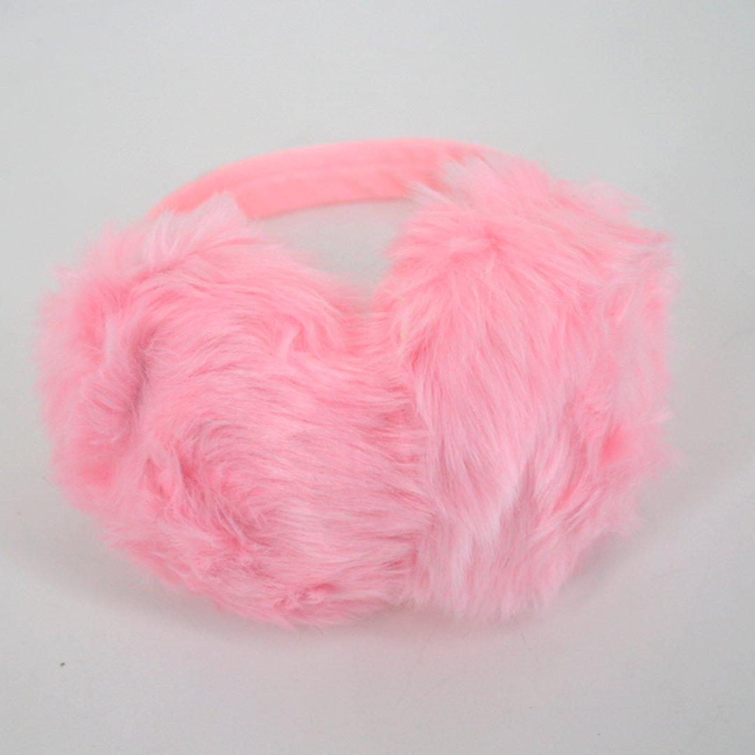 Monique Unisex Foldable Earmuff Earcap Winter Warm Ear Muffs Outdoor Travel Earmuffs