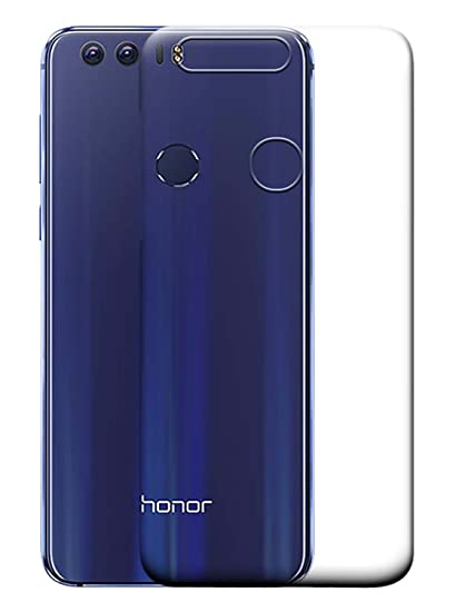 best loved c451b 3d37f Johra Honor 8 Transparent Back Cover: Amazon.in: Electronics