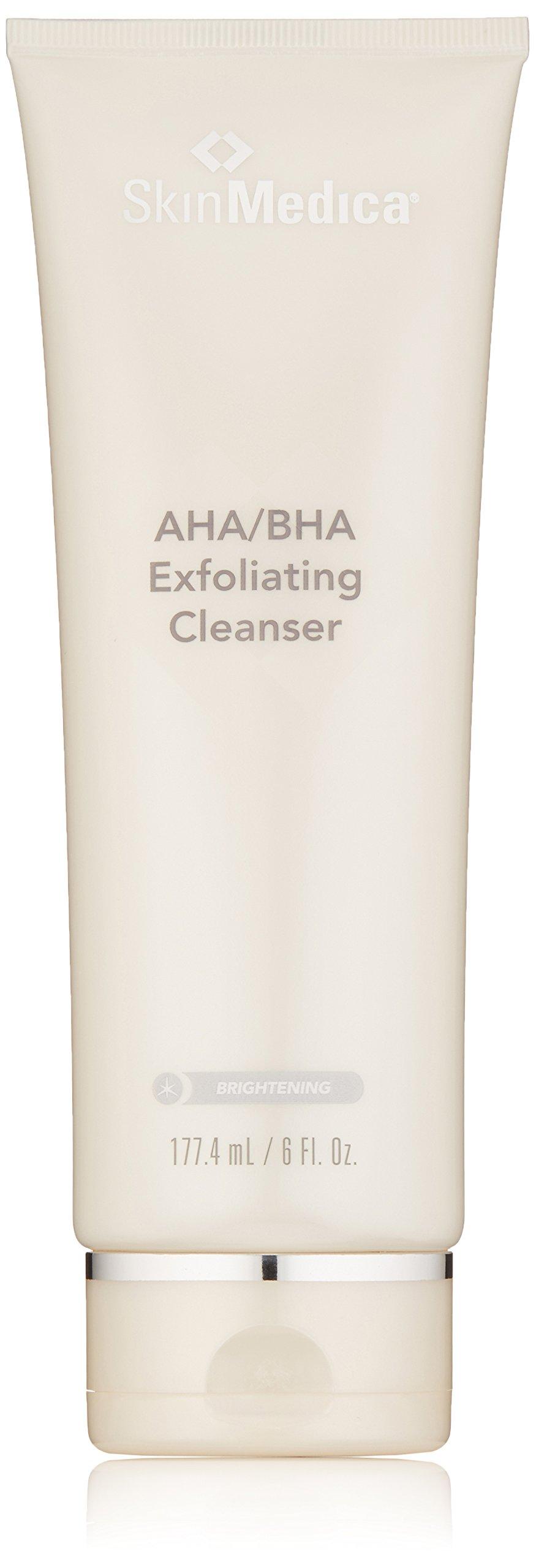 Skinmedica AHA/BHA Exfoliating Cleanser, 6.0 Fluid Ounce