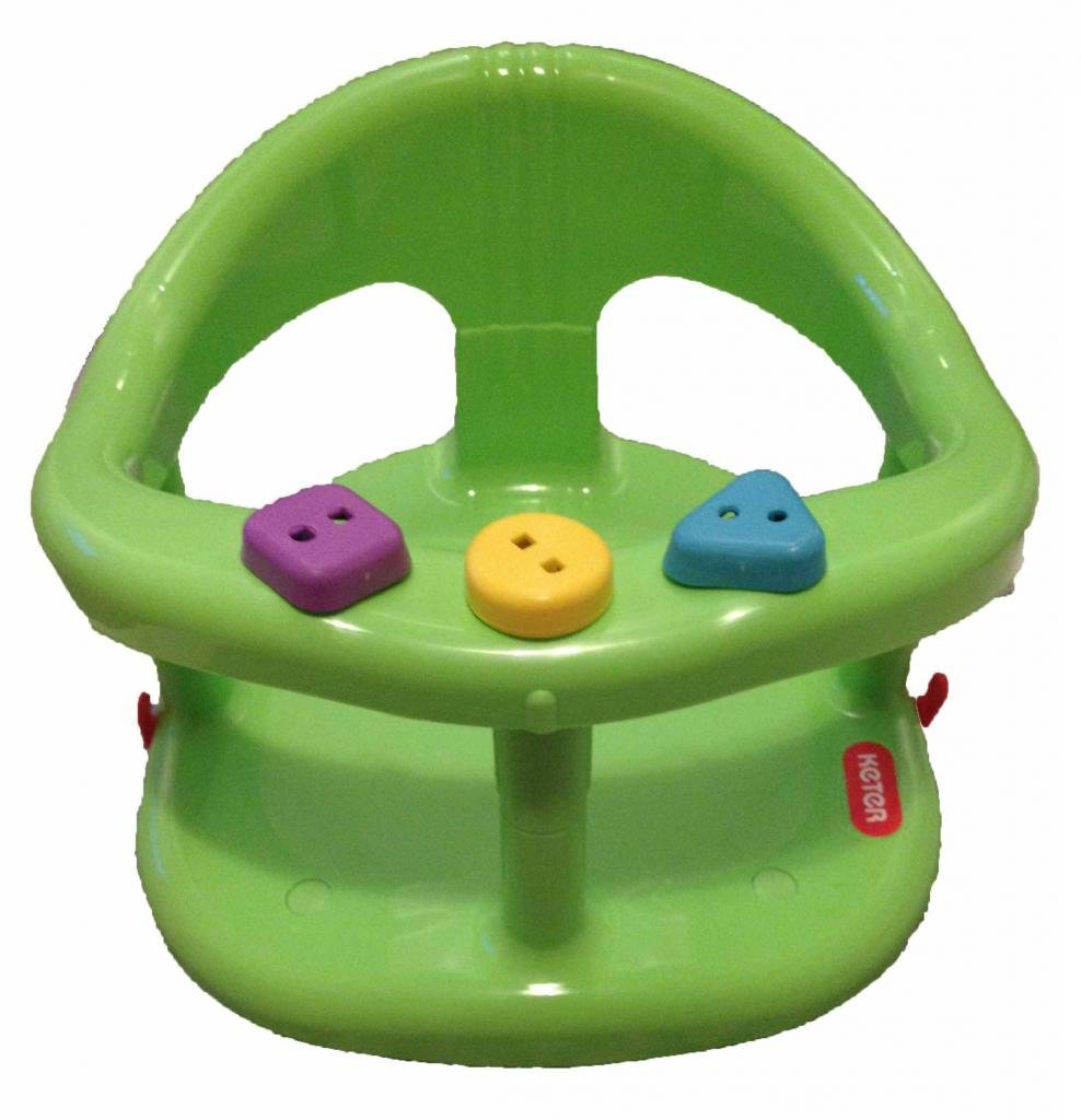 Baby Bath Tub Ring Seat New in Box By Keter - Blue or Green or Pink ...