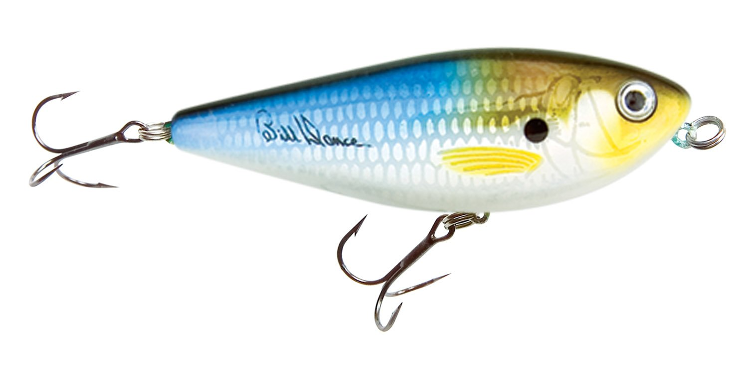 Heddon spit 39 n image fishing lure for Amazon fishing spinners