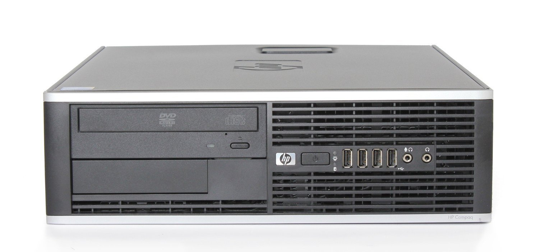 HP 6305 Pro Desktop PC - AMD Athlon A4-5300B 3.4GHz 8GB 250GB DVD Windows 10 Professional (Renewed)