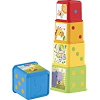 Fisher-Price CDC52 Stack & Explore Blocks, Set of 5