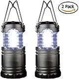 LEDランタン BEISTAK 高輝度 携帯型 折り畳み式 ポータブル テントライト単三電池対応 防水仕様 防災対策 登山 夜釣り ハイキング アウトドア キャンプ用 2個セット