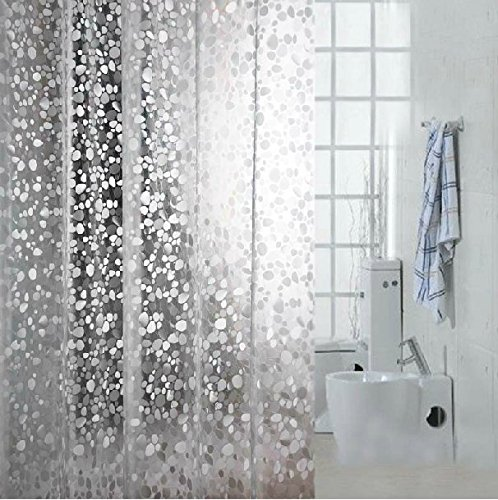 Eforcurtain Cobblestone Eco friendly Semi transparent Anti bacterial product image
