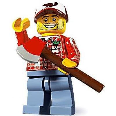 Lego Minifigures Series 5 - Lumber Jack: Toys & Games