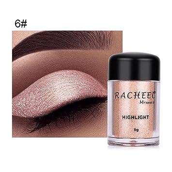 Amazon.com: Hp95 individual maquillaje sombra de ojos Pro ...