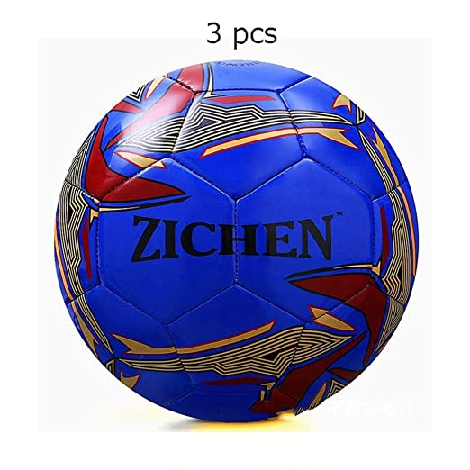 Balón de Futbol Niños Competición Resistente al Desgaste Pelota ...