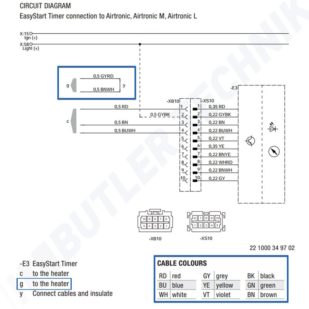 eberspacher wiring diagram wiring library Tel Tac Wiring Diagram amazon com eberspacher espar heater easystart 7 day programmable timer 221000341500 everything