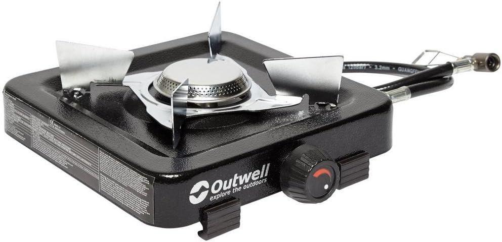 Outwell Aperitivo 1 quemador Cocina Equipo para comer Un ...