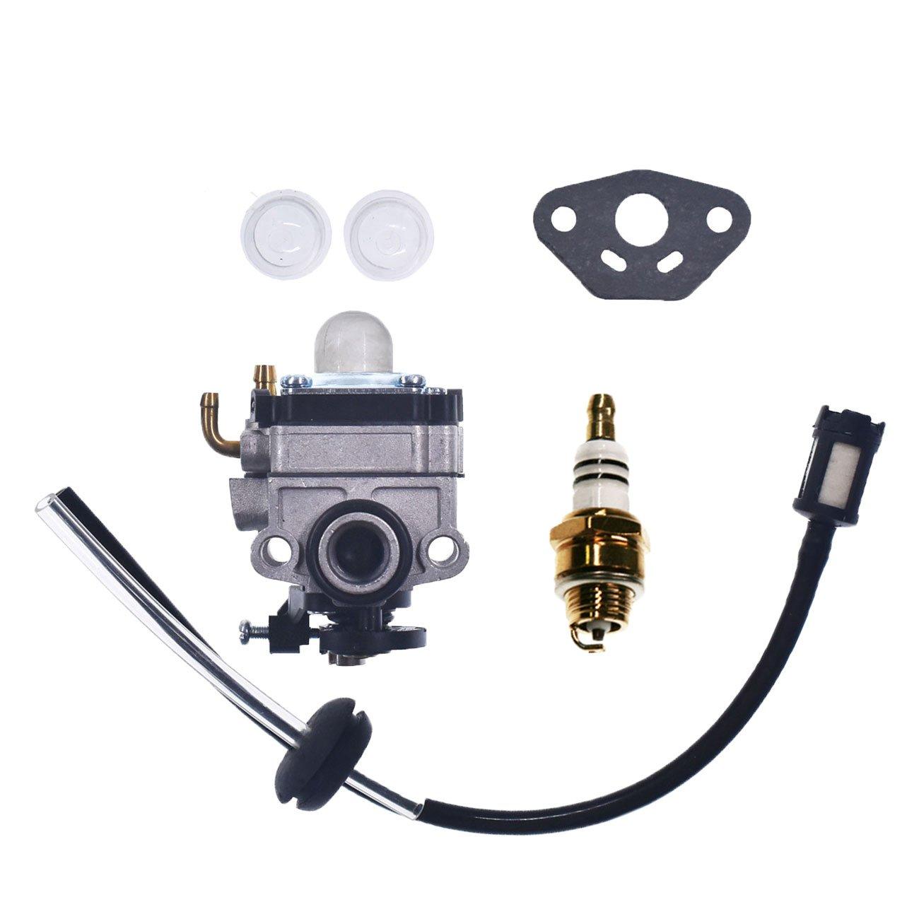 jrl carburador Buj/ía Para Honda 4/ciclo motor GX31/GX22/FG100/poco Wonder
