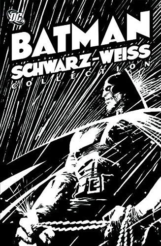 Batman: Schwarz-Weiß Collection, Bd. 1