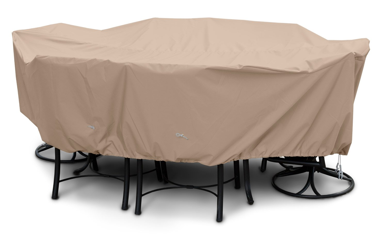 KoverRoosカバーをセット44267 Weathermax中高バックの食事、トースト - 92 L×80幅x 37 Hインチ B007OSJN54