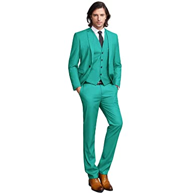 7caaf5da5ca771 Image Unavailable. Image not available for. Color: YIMANIE Men's Slim Fit  ...