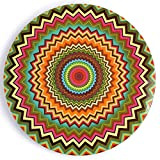 French Bull - Lazy Susan Turntable - Melamine Lazy Susan - for Table and Countertop - Mosaic