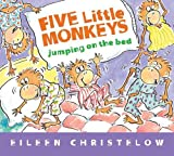 img - for Five Little Monkeys Jumping on the Bed (Padded Board Book) (A Five Little Monkeys Story) book / textbook / text book