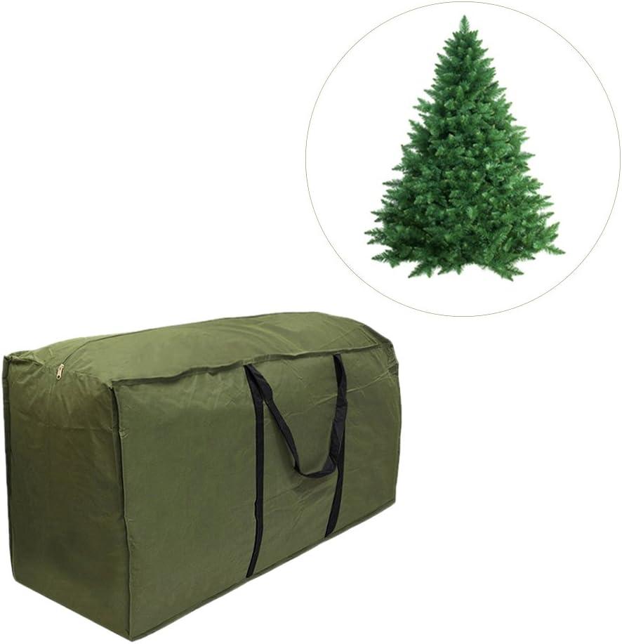 Gaeruite 122x39x55 cm As Show Custodia per cuscini di mobili da giardino impermeabile e leggera Poliestere