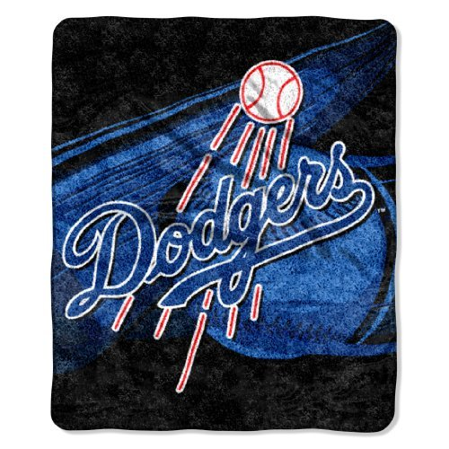 MLB SHERPA THROW (BIG STICK SERIES) (50X60) by Northwest ()