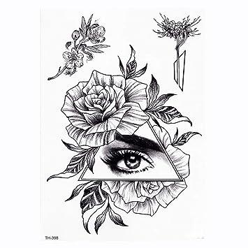 Tatuaje temporal, Flor La tienda de tatuajes Tatuaje Letras Brazo ...