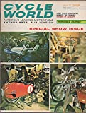 img - for Cycle World: America's Leading Motorcycle Enthusiasts' Publication (magazine), vol. 5, no. 7 (July 1966): Special Show Issue (Road Tests: Yamaha 305 & White 250 Tornado; History of Zundapp) book / textbook / text book