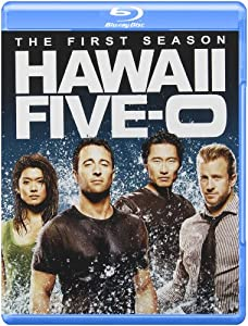 Cover Image for 'Hawaii Five O: The First Season'